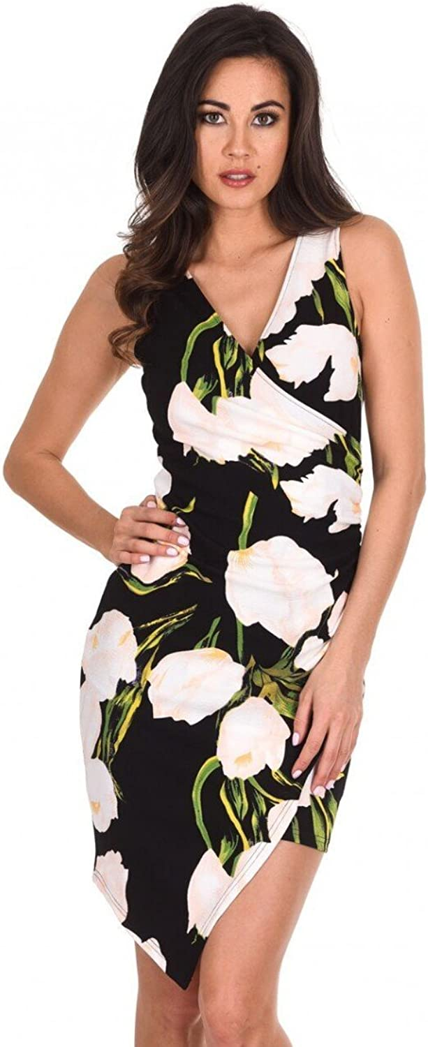 AX Paris Women's Floral Midi Dress