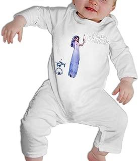 Infant Stevie Nicks Bella Donna Adorable Music Band Long Sleeves Bodysuit