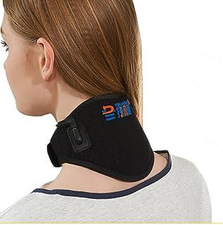 首 サポーター 加熱理療効果 血行 促進 首用 サポーター 頸椎 首痛 フリーサイズ 男女兼用