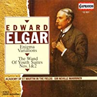 Enigma Variations by E. Elgar (2008-12-15)