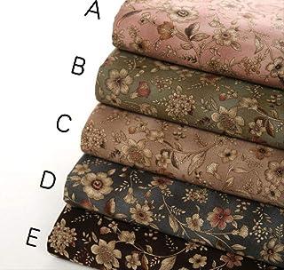 FHFF MantelRopa De Algodón Estampada Retro De Estilo Europeo para Ropa De Bebé, Kimono, Zapatos, Falda Grande, MantelesA