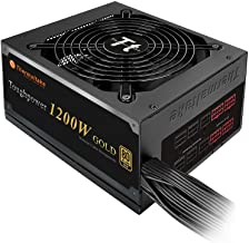 Thermaltake Toughpower 1200W 80+ Gold Semi Modular PSU ATX 12V/EPS 12V Ultra Quiet Power Supply 5 YR Warranty PS-TPD-1200M...
