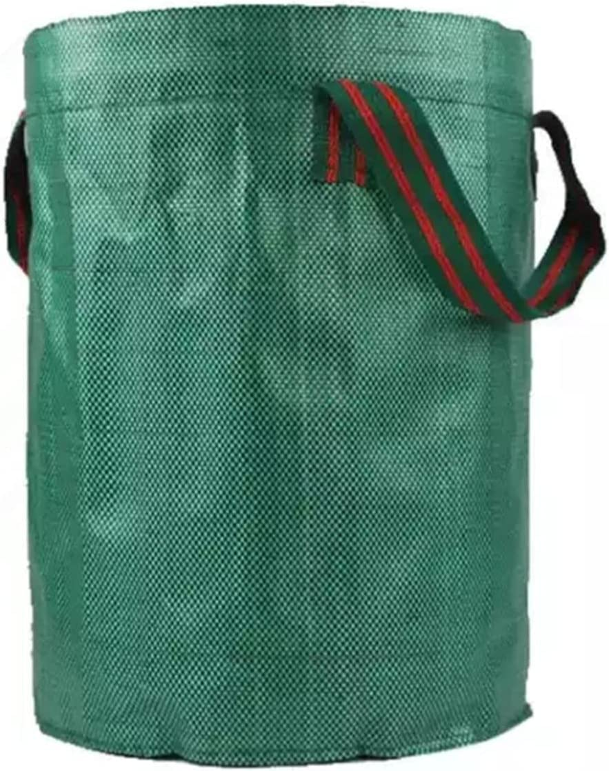 POUAOK 120L Garden Waste Bags Ranking TOP9 Lawn Very popular! Leaf Container Collaps