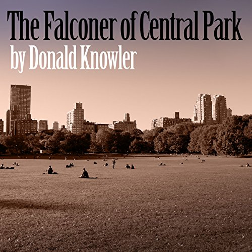 Falconer of Central Park audiobook cover art