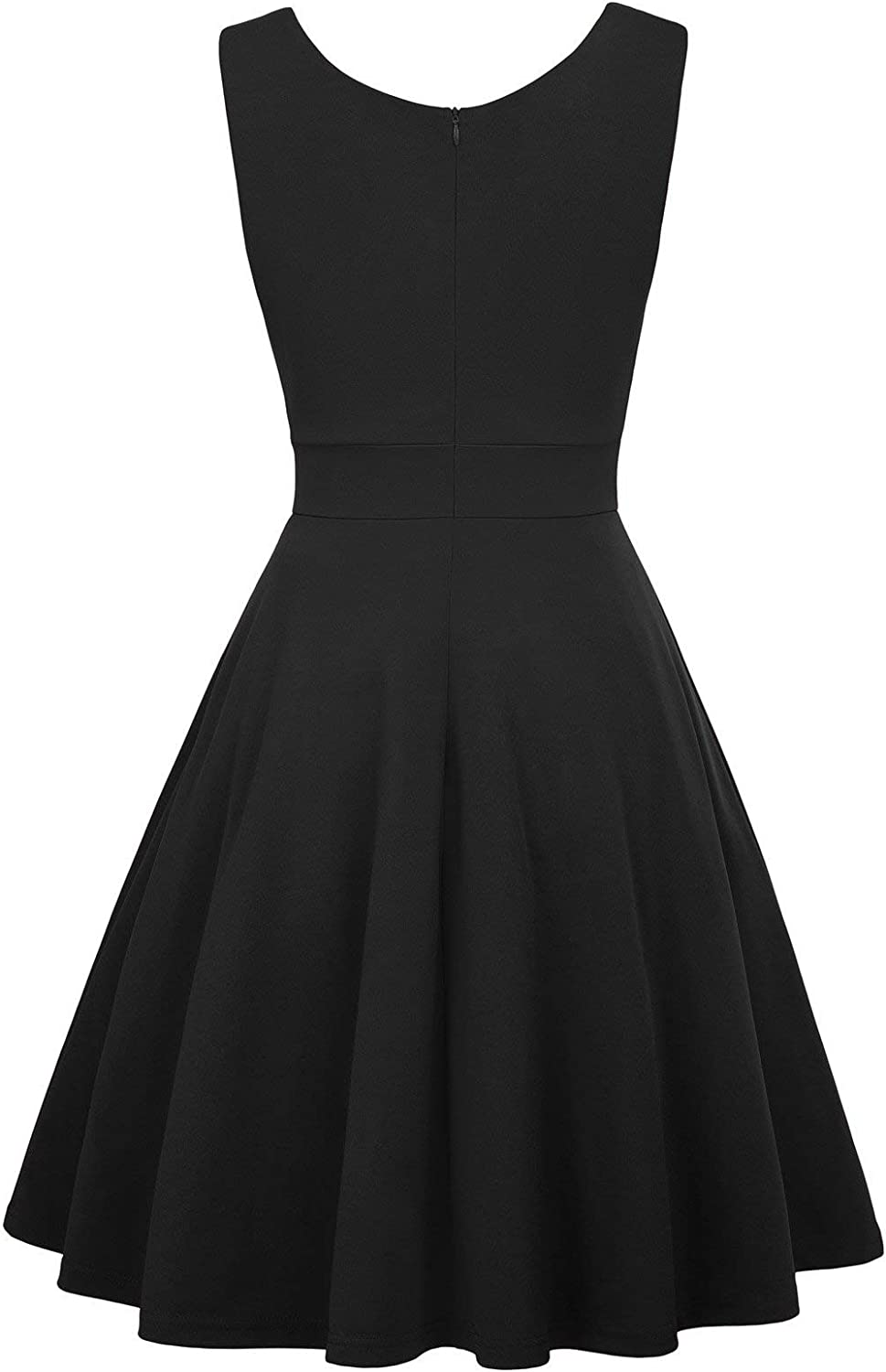 GRACE KARIN Women's Wrap V-Neck Bridesmaids Wedding Cocktail Party Dress : Clothing, Shoes & Jewelry