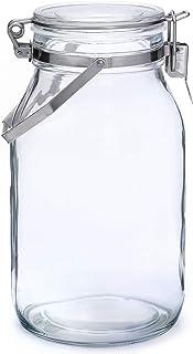 セラーメイト 取手付 密封瓶 保存容器 梅酒 びん 果実酒 づくり 2L ガラス 日本製 220308