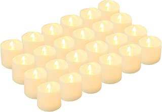 batteries candle lights