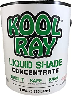 kool ray liquid shade