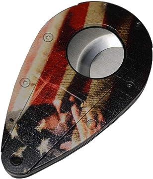 75 Ring Gauge Xikar X875 Double Blade Cigar Cutter Black 1 Count