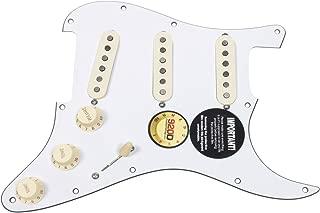 DiMarzio Injector Loaded Pickguard DP422 / DP419 / DP423 Paul Gilbert WH/AW