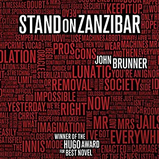 Stand on Zanzibar cover art