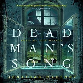 Dead Man's Song audiobook cover art