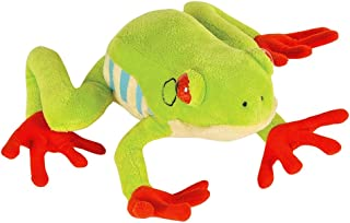 Animal World - Red Eyed Tree Frog Plush Toy