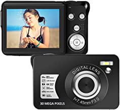 Digital Camera 2.7 Inch 30 Mega Pixels HD Camera...