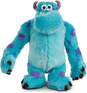Universidade Monstros Pelúcia Sulley Original Disney Store 38cms