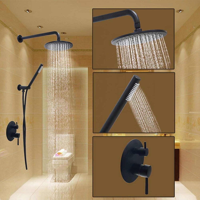 ZGL- Duscharmatur - runde Duschsystem aus Bronze mit Bronzeventil Messing Andere Lnder