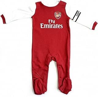 Arsenal Baby Sleep Suit