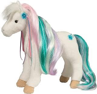 Cuddle Toys 763 Rainbow Princess Horse Toy