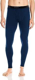 Woolx Men's Merino Wool Base Layer Pants - Midweight Wool Base Layer