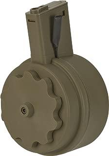 Evike - G&P Attack Type Electric Winding 1500 Round M4 Drum Magazine