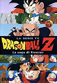dragon ball z la saga di freezer 03 dvd Italian Import