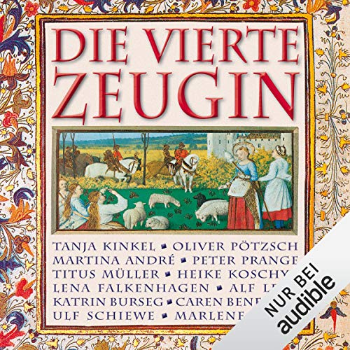Die vierte Zeugin audiobook cover art