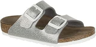 Arizona Birko-Flo Galaxy Silver Birko-flor Sandals - 31 (US 13-13.5 Little Kid) Narrow