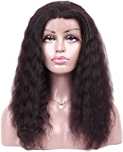 Lace Frontal Wig Short Human Hair Wigs With Baby Hair Bang Wig For Women,20inches,#2