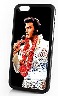 (For iPhone 6 / iPhone 6S) Shock Proof Soft Phone Case Cover Phone Case Back Cover - HOT10081 Elvis Presley