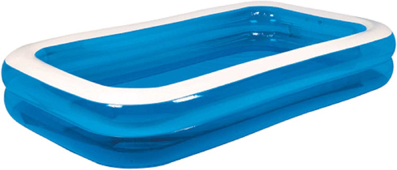 Jilong Family Pool 305x183x50cm aufblasbar inkl. Reparaturflicken Swimmingpool
