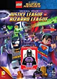 LEGO: DC Comics Super Heroes: Justice League vs. Bizarro League (DVD) (with Figurine)