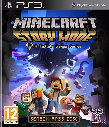 Badland - Minecraft: Story Mode (PlayStation 3)