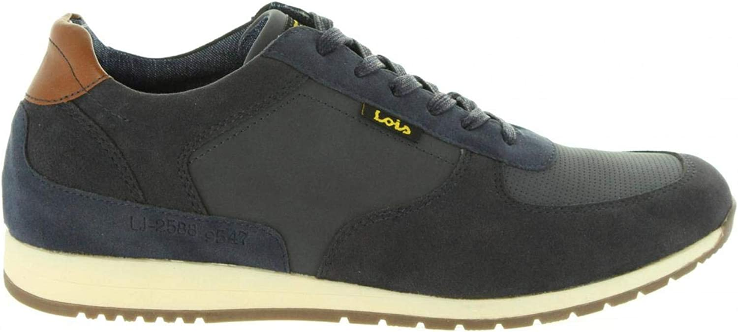 Lois Men Sports shoes Jeans 84711 107 Marino