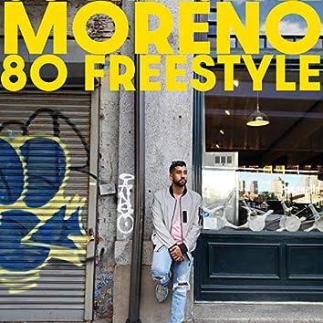 El Moreno (Moreno 80 Freestyle)