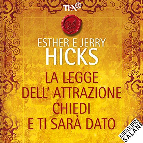 Chiedi e ti sarà dato audiobook cover art
