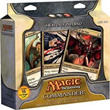 Magic The Gathering Commander Heavenly Inferno EDH Deck [Japanese] [Sealed Deck]