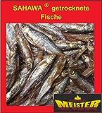 Wasserschildkrötenfutter ganze Fische 1 Liter