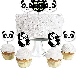 Best panda cupcake toppers Reviews