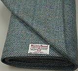 Echter Harris Tweed, 100% reine Wolle, mit Etiketten