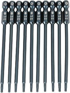 T20 TX KS Tools 500.7124 Destornillador de precisi/ón