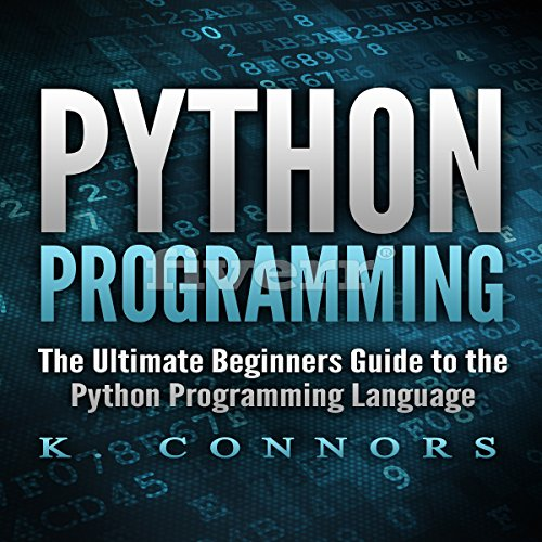 Python Programming  By  cover art