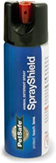 PetSafe SprayShield Animal Deterrent, Citronella Spray up to 12 ft, Protect Yourself and Your Pets