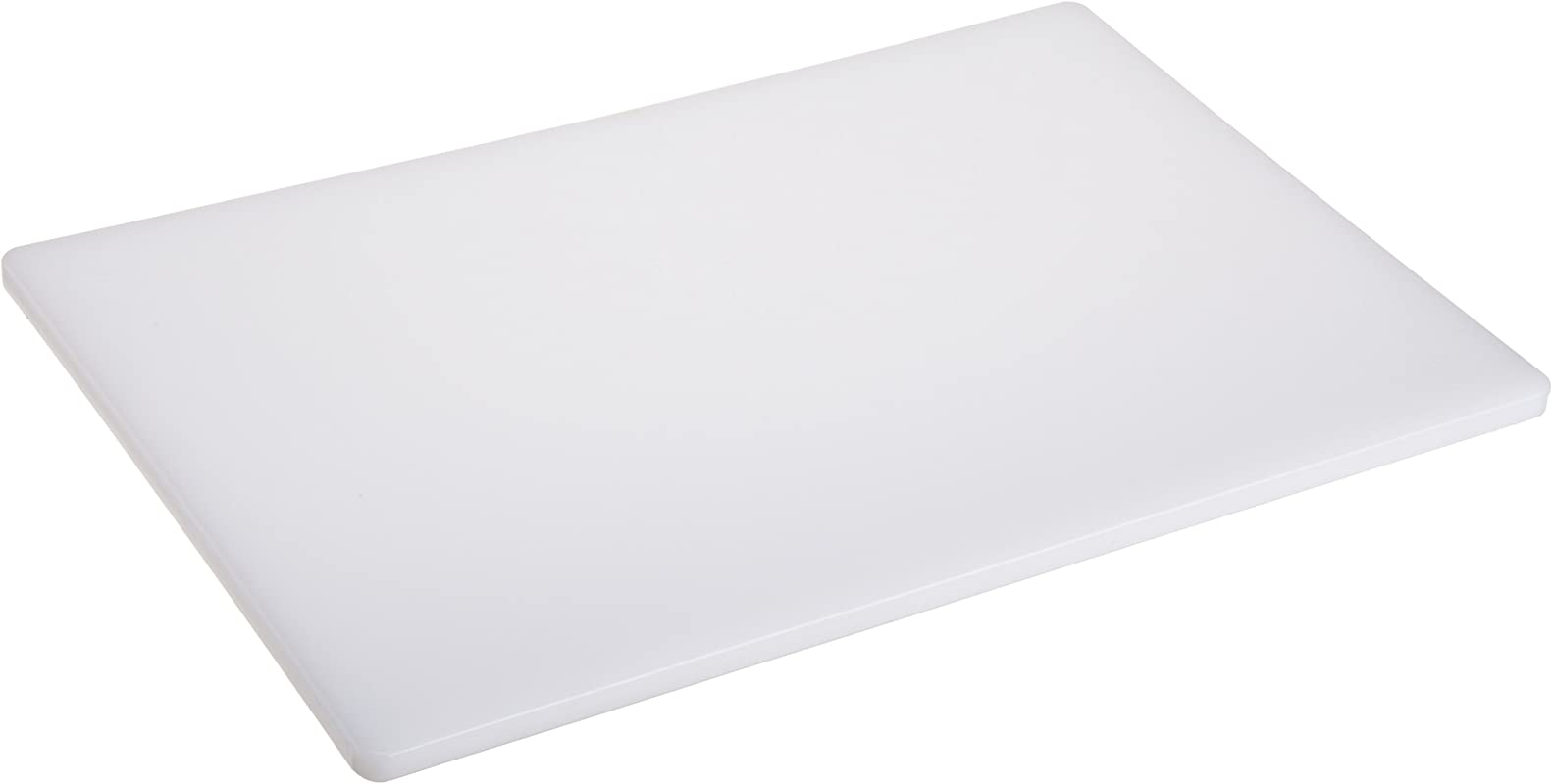 Stanton Trading 12 By 18 By 1 2 Inch Cutting Board White