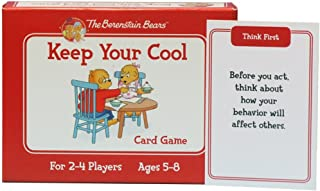 The Berenstain Bears Keep Your Cool Card Game
