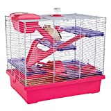 Rosewood Cage pour Hamster Pico Xgrande Rose