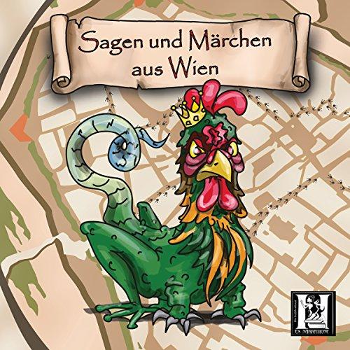 Sagen und Märchen aus Wien audiobook cover art