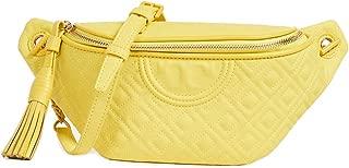 Tory Burch Women's Fleming Matte Belt Bag