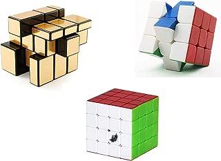 Emob Magic Rubik Cube Puzzle (Pack of 3)