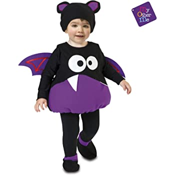 My Other Me - Halloween Vampiro Disfraz, Multicolor, 1-2 años, Fun ...