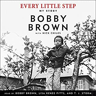 Every Little Step cover art